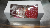 Gift Boxed  Valentine Cookies by Sweet Alainas $10.95