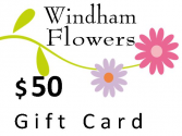 Gift Card $50 Virtual Gift Certificate