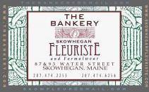 Gift Card! Redeemalbe at The Bankery & Skowhegan Fleuriste!