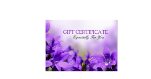 Gift Cards available customizable gift in Pocomoke City, MD | ENCHANTED FLORIST
