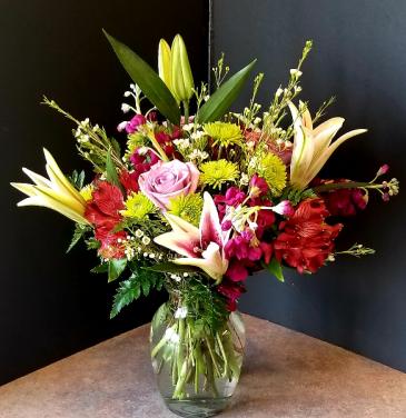 Gift from Heaven  Vase