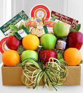 GIFT  Fruit & Cheese Box