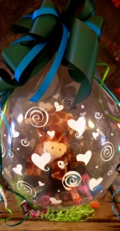 Gift in a Balloon Any occassion
