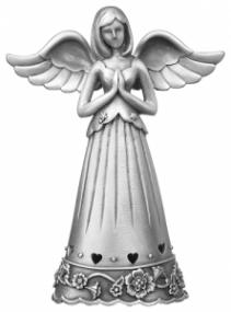 Angel of Faith Figurine Add-On