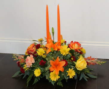 GIFT OF GIVING CENTERPIECE