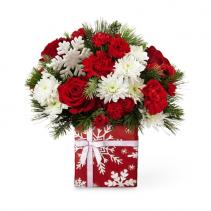 Gift of Joy Bouquet Christmas Arrangement