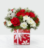 Gift of Joy Christmas arrangement