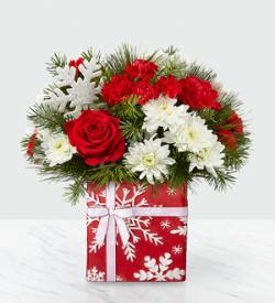 Gift of Joy Christmas arrangement