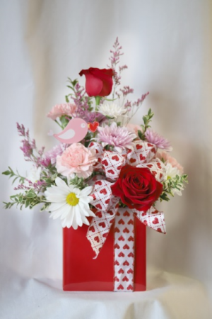 Gift of Love Centerpiece
