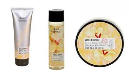 Gift Set - Vanilla Orchid (3) Body Spa Set - Vanilla Orchid