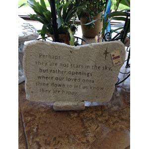Gift Sympathy Stone