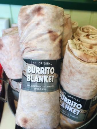 Burrito Blanket Gift