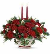 Gifts Of The Season Centerpiece Christmas Centerpiece