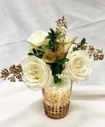 Gilded Just  Fresh Floral Design