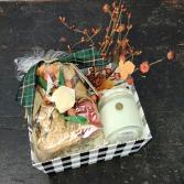 Gingerbread Brulee Gift Basket Gift Basket