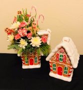Gingerbread! Gingerbread! Keepsake Arrangement