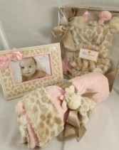 Giraffe Baby Items