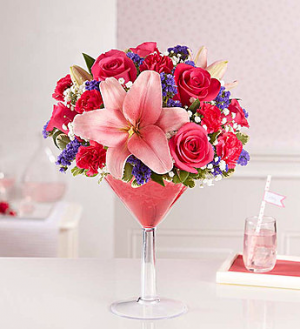 Girls' Night Out Martini in Orlando, FL | Artistic East Orlando Florist