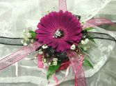 Girls Wrist Corsage Wedding Flowers