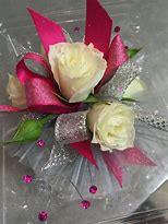 Girly Fun Prom Corsage