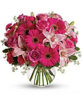 GIRLY GIRL Vase Arrangement