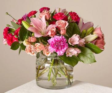 Give Me Butterflies Bouquet assorted flowers