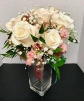 Gift of Love Elegant Bridal Bouquet