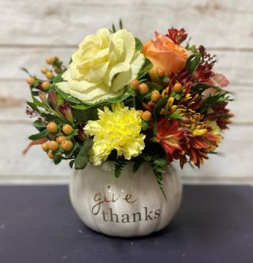 Give Thanks  Arrangement