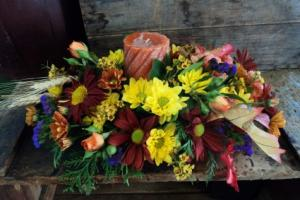 Give Thanks Arrangement in North Adams, MA | MOUNT WILLIAMS GREENHOUSES INC