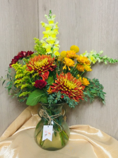 Give Thanks Bouquet Fall