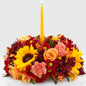 Give Thanks! centerpiece in Lexington, NC | RAE'S NORTH POINT FLORIST INC.