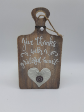 Give Thanks sign Best Seller