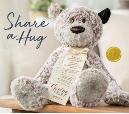 Giving Bear  Mother's Day