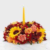 Giving Thanks centerpiece - 199  Fall arrangement