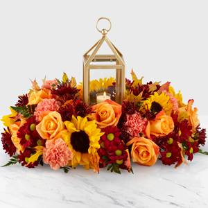 GIVING THANKS CENTERPIECE FALL