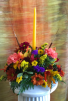 Giving Thanks Centerpiece Fresh Arrangement