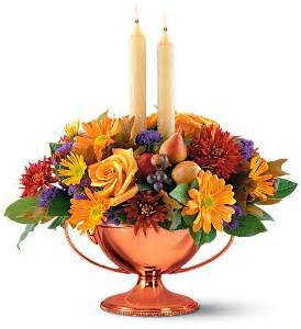 Giving Thanks Centerpiece Thanksgiving SPECIAL in Katy, TX | KD'S FLORIST & GIFTS