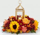 Giving Thanks Lantern Centerpiece