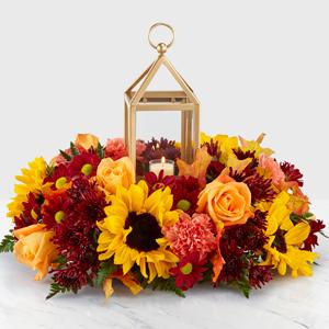 Giving Thanks Lantern Designer Vase