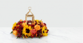 Giving Thanks Lantern™Centerpice 19-F7 Centerpiece