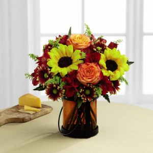 Giving Thanks The FTD® Bouquet by Better Homes & Gardens  in Auburn, AL | AUBURN FLOWERS & GIFTS