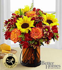 Giving Thanks  Vase Arrangement in New Wilmington, PA | FLOWERS ON VINE