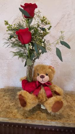 Giving you my heart Bear