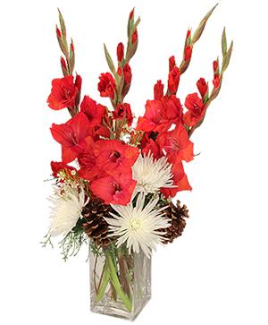 GLAD TIDINGS Arrangement in Delta, BC | FLOWERS BEAUTIFUL