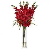 Glad Tidings Vase Arrangment