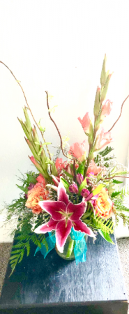 Glad To Be With You  Anniversary Flowers  in New Bern, NC | Tildy Floral Designs