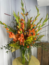 Glads Galore Arrangement