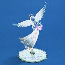 Glass Baron Angel Figurine Glass Baron Angel Figurine