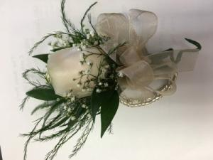 Glitzy corsage corsage in Newmarket, ON | THE ROSE PROS