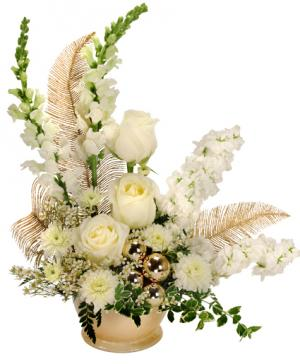 GLITZY GATSBY Arrangement in Ozone Park, NY | Heavenly Florist